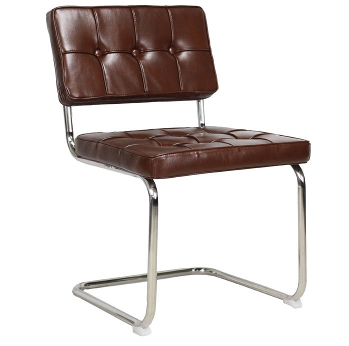 Bauhaus klassieker stoel cantilever freiswinger for Bauhaus stoel leer